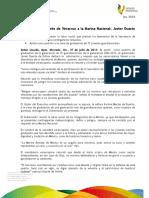 27 07 2011 - El gobernador Javier Duarte de Ochoa, asiste a la cena de graduación de Marina Nacional.