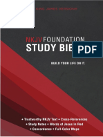 NKJV Foundation Study Bible Romans