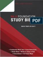 NKJV Foundation Study Bible Romans