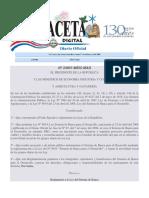 Decreto 34901 Reglamento a La Ley de Sistema de Banca Para El Desarrollo