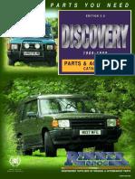 Landrover Discovery Repuestos