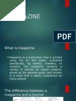 Magazine Sss