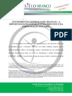 Atendimento clínico com crianças a importância da intervenção precoce e da participação dos pais.pdf
