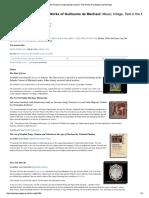 23. De Fortune me doy pleindre et loer _ The Works of Guillaume de Machaut_.pdf