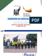 4 Rendicion Cuentas Sz Carchi 2014
