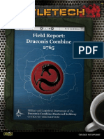 Field Report 2765 - DCMS