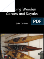 Building Wooden Canoes and Kayaks