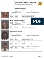 Peoria County Jail Booking Sheet for Sept. 14, 2016