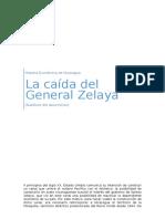 Caída Del General Zelaya