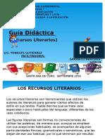 Guia Didactica De Los Recursos Literarios