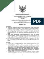 Rtrw Print Pemerintah Kabupaten Blitar