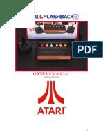 Atari 2600 Flashback 2 Manual