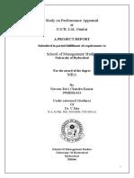 39764510-Project-report-on-performance-appraisal-at-JOCIL-Ltd-Guntur.doc