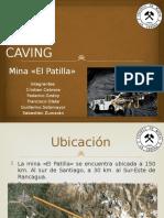 Block Caving Patilla Finalisimo