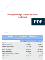 Exchange Rates & Markets IFM