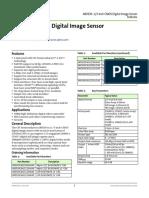Aptina AR0330 CMOS Digital Image Sensor