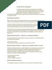 Las Diversas Clases de Métodos de Investigación