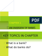 Banking Ch01 - An Overview of Bank
