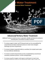 Advanced Tertiary Treatment