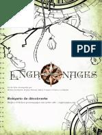 Engrenages JDRA - kit de demo the lost city of NAAR