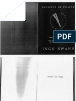 Ingo Swann Secrets of Power Vol I and II
