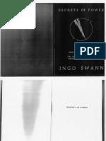 Ingo Swann Secrets of Power Vol I and II