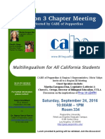 Multilingualism for All California Students