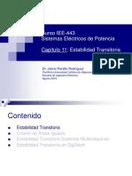 Capitulo 11 - Estabilidad Transitoria