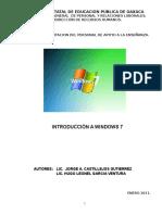 Manual Intro Windows 7