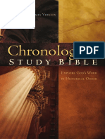 NKJV Chronological Study Bible - The Conquest of Canaan
