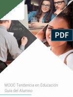 MOOC Tendencias Educación_Guia