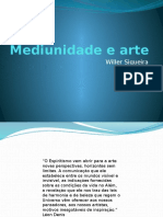 Mediunidade e Arte - Introdução