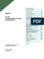 S7 200 System Manual en-US