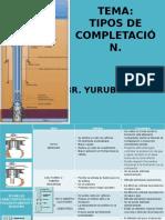 Tipos de Completacion de Pozos..PDF