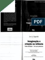 Vigotski_Imaginação e criação na infancia (cap 8 pág 105 à 128).pdf
