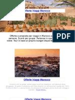 Offerte Viaggi Marocco