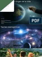 5°D TV Teorías Sobre El Origen de la Vida