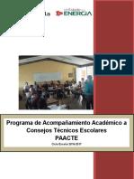 P.A.A.C.T.E. 2016-2017