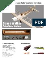 space Walker Manual