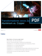 Zaragoza Factory_ Aluminium Versus Copper_SP.ppt