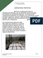 Canalizaciones Electricas y Normatividad Gms