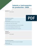 Emprendimiento e Instrumentos de Fomento Productivo