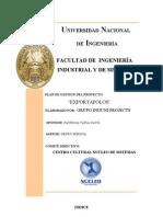 PROYECTO EXPORTAPOLOS (PMI)