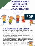 Estrategias Para La Prevención de La Obesidad Infantil