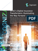 APAC's Digital Insurance Transformers