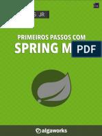Algaworks Livreto Primeiros Passos Com Spring Mvc v1.1