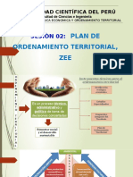 S02 Ordenamiento Territorial ZEE