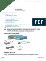 ASA 5505 Cisco Quick Start Guide