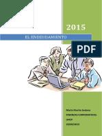 Monografia Endeuda en Peru