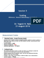 Session 5 - Scaling